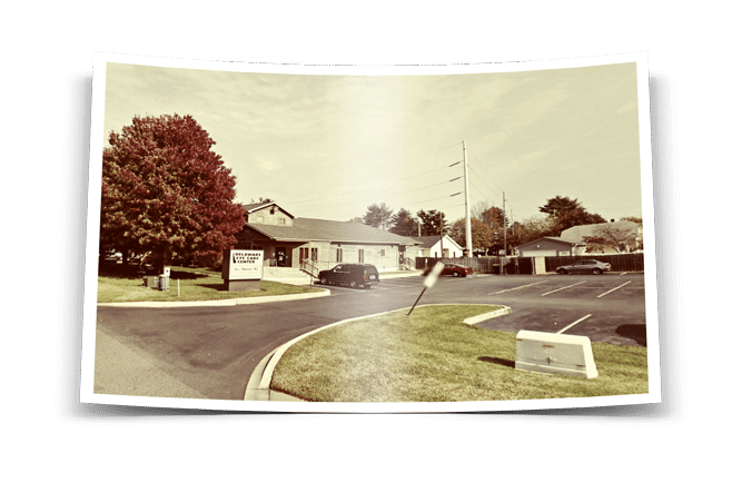 Delaware Eye Center historical image